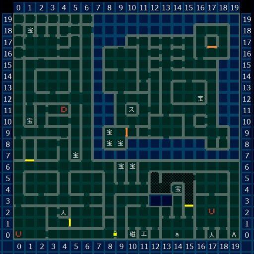 ウィザードリィ風3DダンジョンRPG「アバロンの迷宮」攻略情報パート2